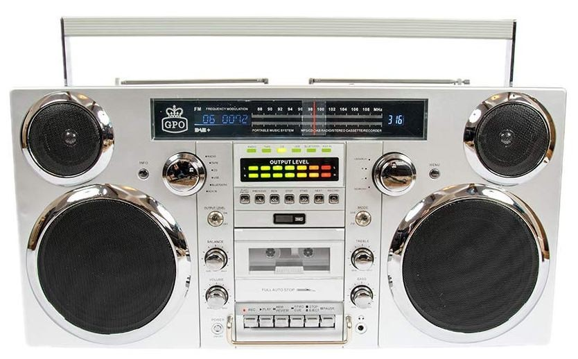 Rádiobudík GPO Brooklyn