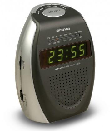 Rádiobudík Orava RBD-604 POUŽITÝ, NEOPOTREBOVANÝ TOVAR