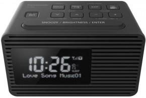 Rádiobudík Panasonic RC-D8EG-K