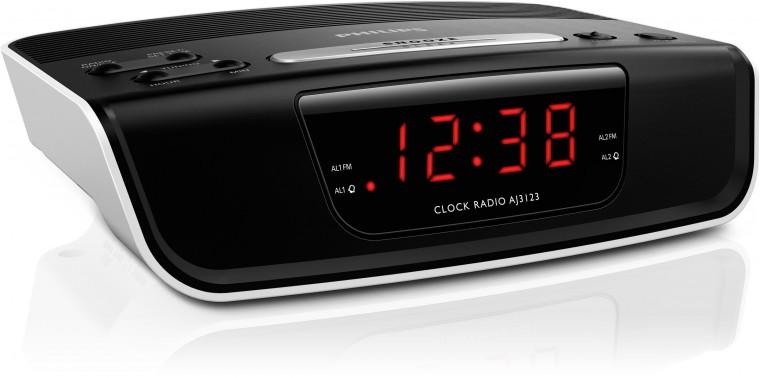 Rádiobudík Philips AJ3123/12