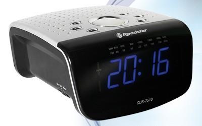 Rádiobudík  Roadstar CLR-2510
