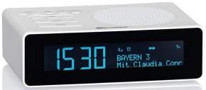 Rádiobudík Roadstar CLR-290D+, biely