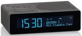 Rádiobudík Roadstar CLR-290D+, čierny