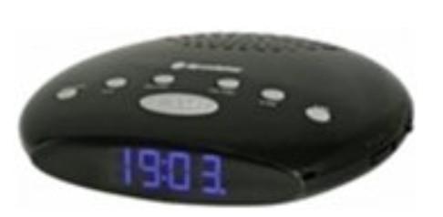 Rádiobudík Roadstar rádiobudík SLIM CLR-2855 Black