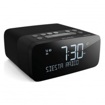Rádiobudík s DAB +, FM a Bluetooth, PURE Siesta Rise S, grafit