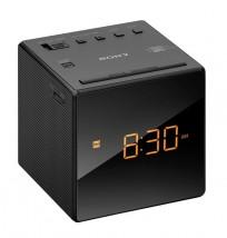 Rádiobudík Sony ICF-C1B, čierny