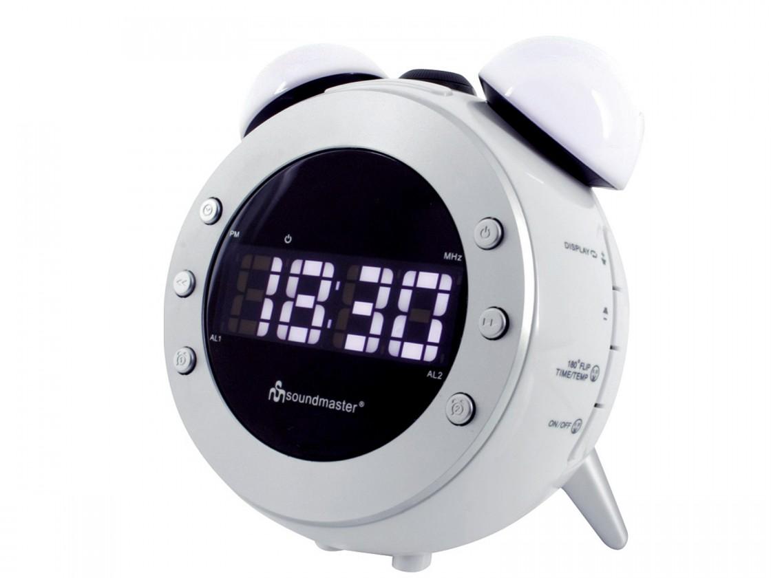 Rádiobudík Soundmaster UR-140