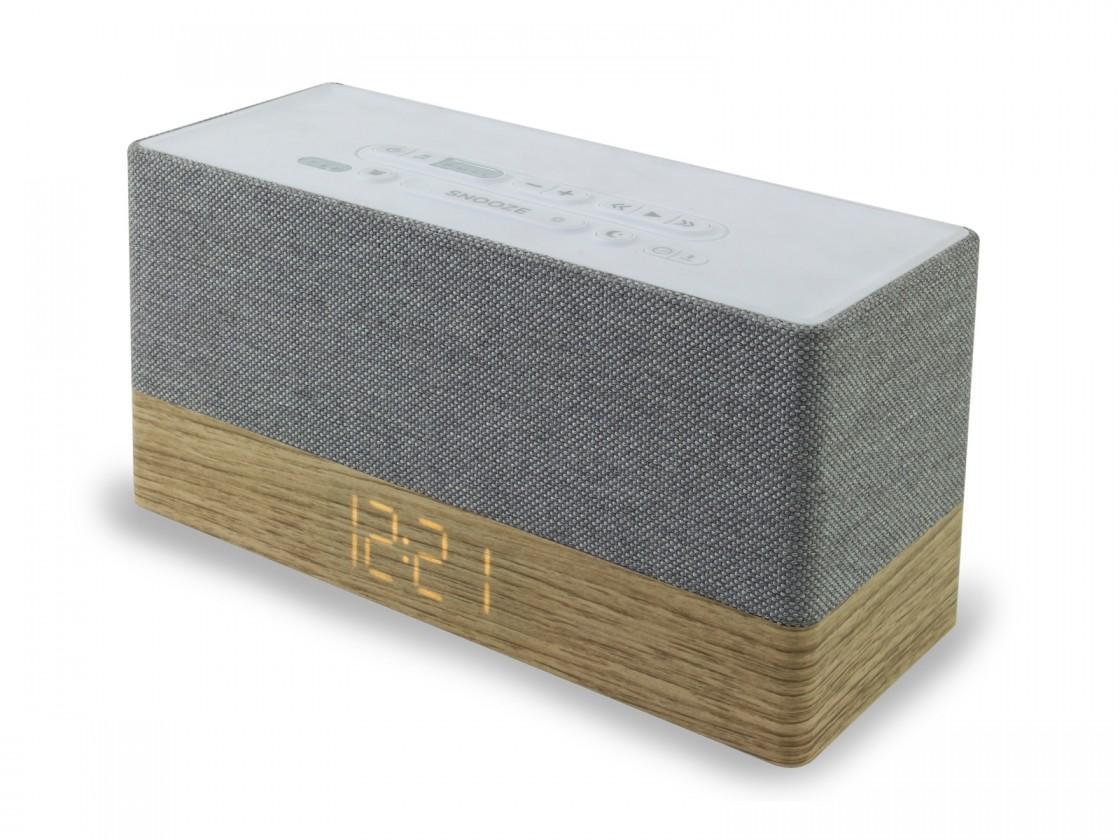 Rádiobudík Soundmaster UR620 radiobudík, BT reproduktor
