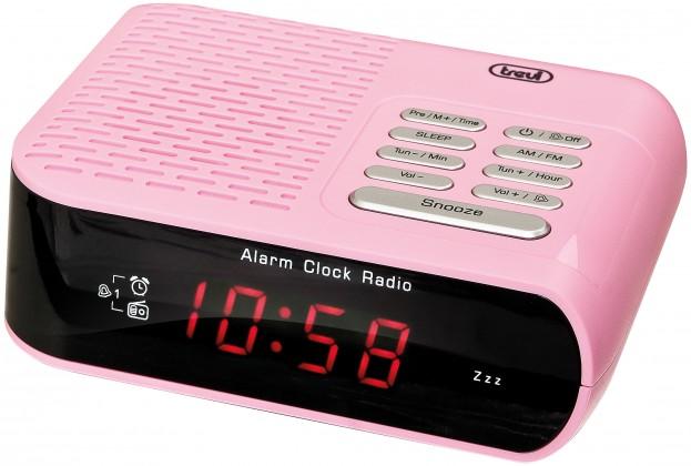 Rádiobudík Trevi rádiobudík RC 827 D