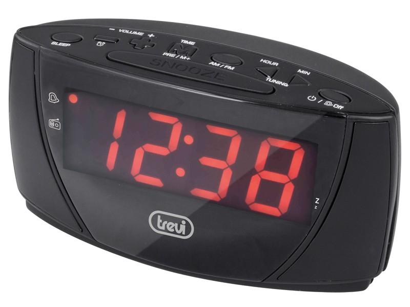 Rádiobudík Trevi RC 845 BK