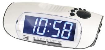 Rádiobudík Trevi RC 850 White