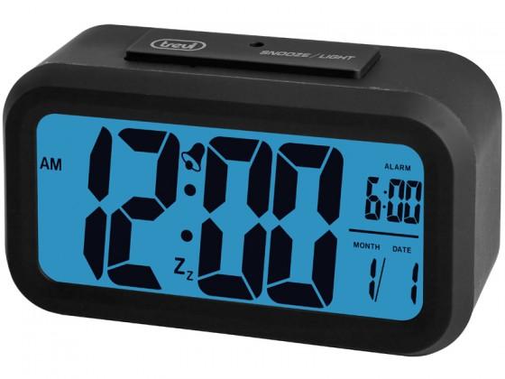 Rádiobudík Trevi SLD 3068, čierny