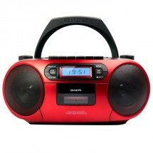 Rádiomagnetofón AIWA BBTC-550RD
