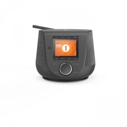 Rádiomagnetofón Hama DIR3200SBT, FM/DAB/DAB+/, Bluetooth, čierne