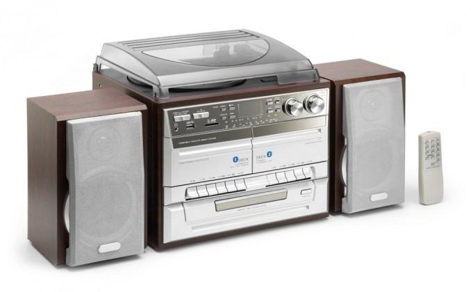 Rádiomagnetofón Lenco TCD-990