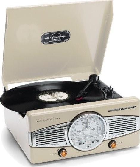 Rádiomagnetofón LENCO TT-28C