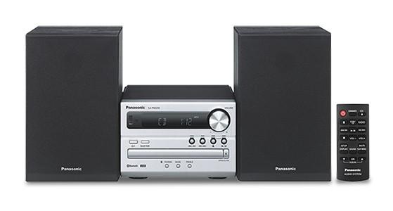 Rádiomagnetofón Mikrosystém Panasonic SC-PM250EC-S