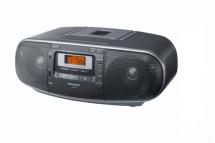 Rádiomagnetofón Panasonic RX-D55AEG-K
