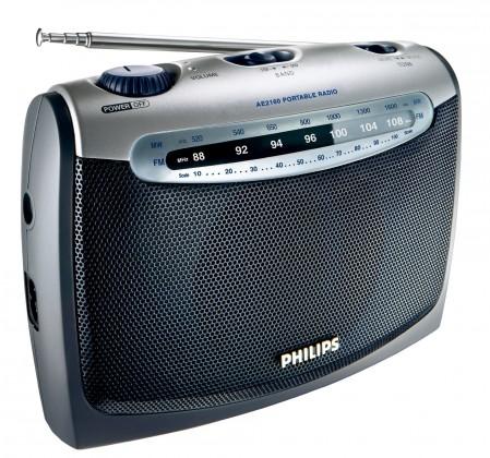 Rádiomagnetofón Philips AE2160/00C