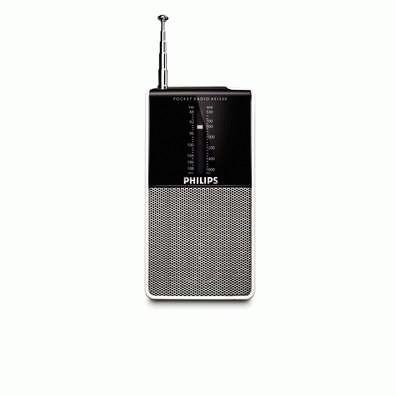 Rádiomagnetofón Rádio Philips AE1530