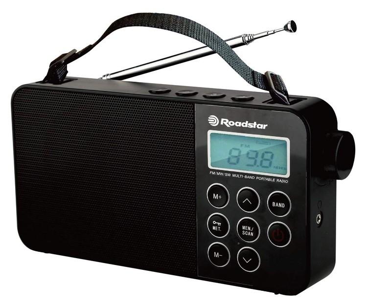 Rádiomagnetofón Rádio Roadstar TRA-2340PSW