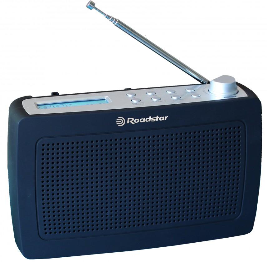 Rádiomagnetofón Rádio Roadstar TRA-886D