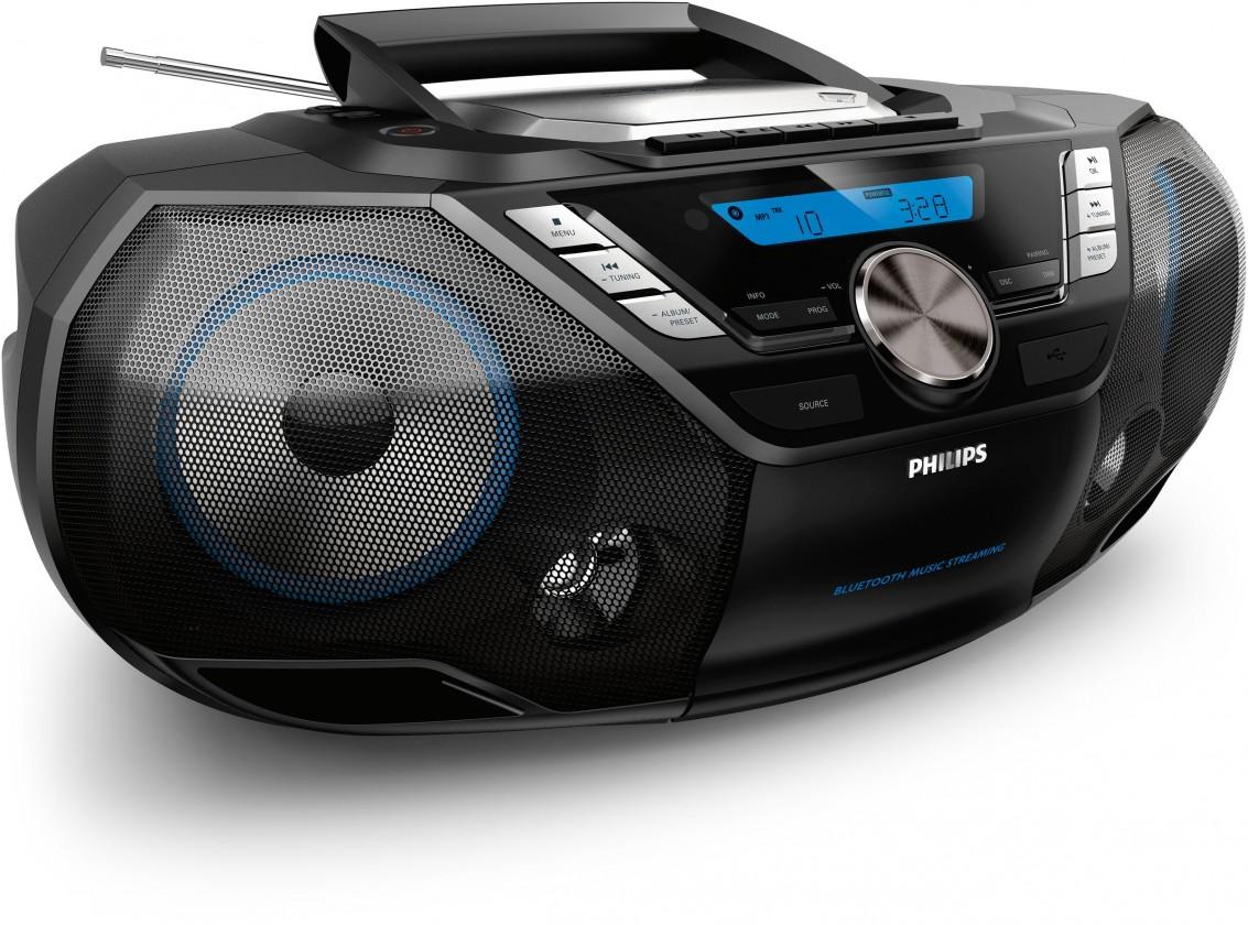 Rádiomagnetofón Rádiomagnetofón Philips AZB798T/12