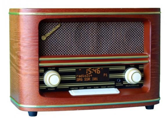 Rádiomagnetofón Retro rádio Roadstar HRA-1500D+