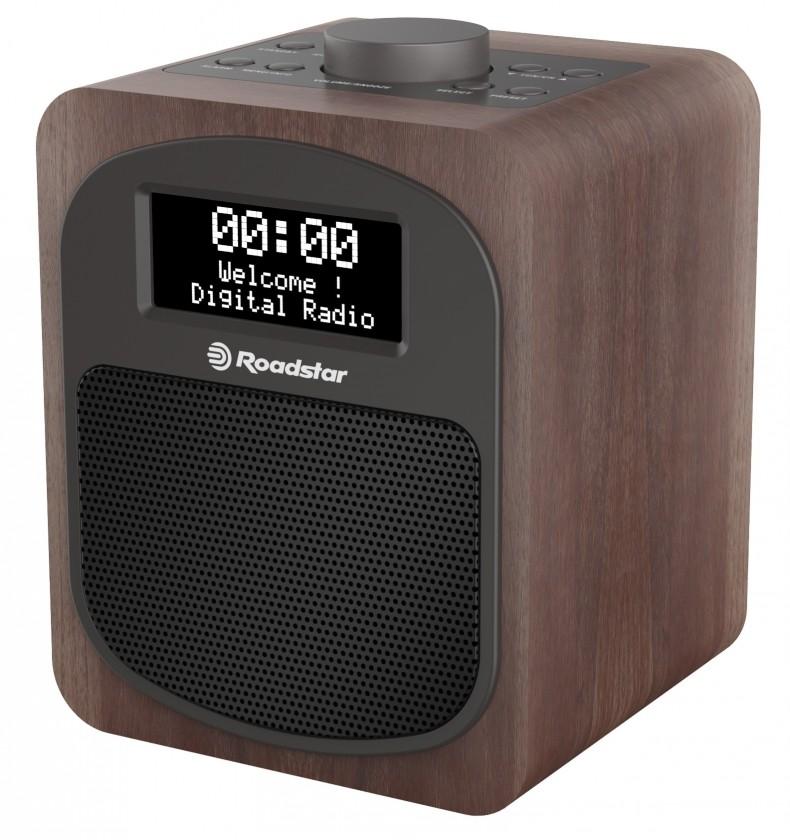 Rádiomagnetofón Retro rádio Roadstar HRA-600D