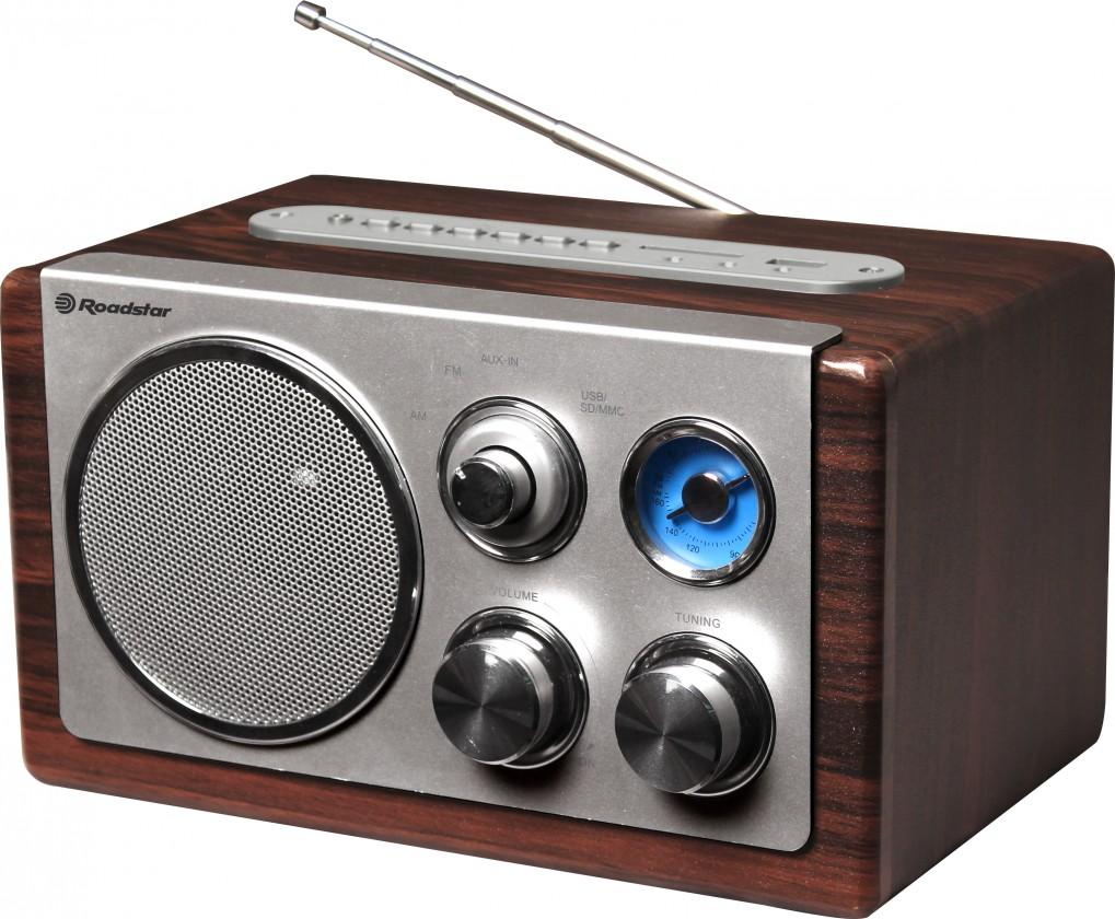 Rádiomagnetofón Roadstar HRA-1345NUS/WD