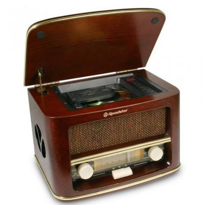 Rádiomagnetofón Roadstar HRA-1500MP