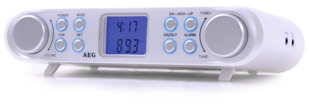 Rádioprijímač AEG - KRC 4344 ROZBALENO