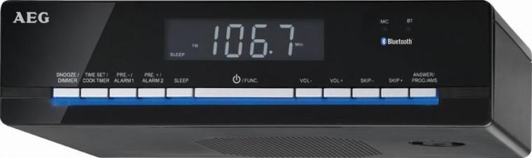 Rádioprijímač AEG KRC 4361 BT