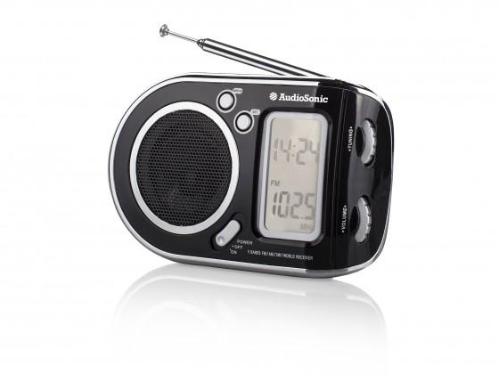 Rádioprijímač Audiosonic RD-1519