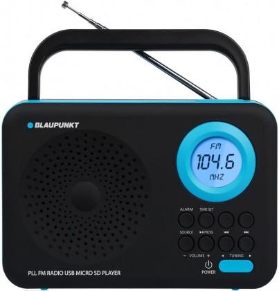 Rádioprijímač BLAUPUNKT PP12BK