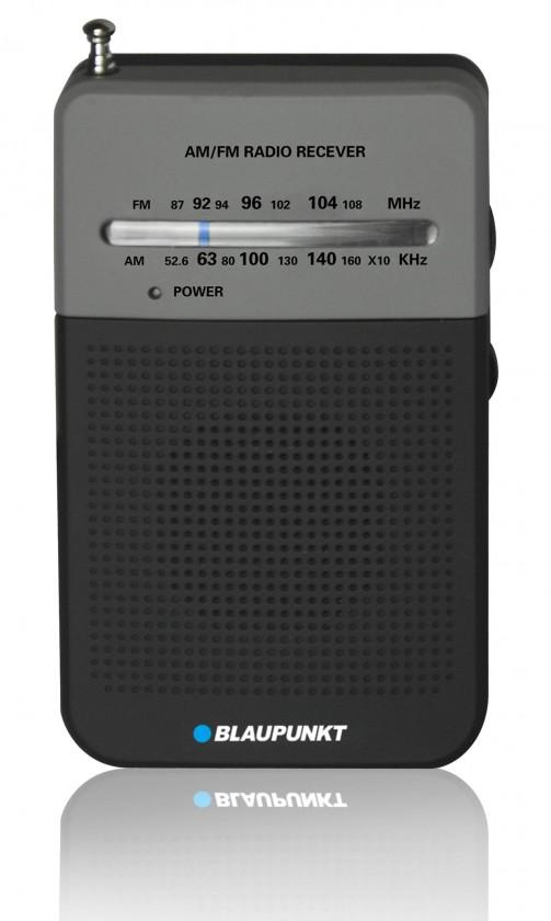 Rádioprijímač Blaupunkt PR3BK