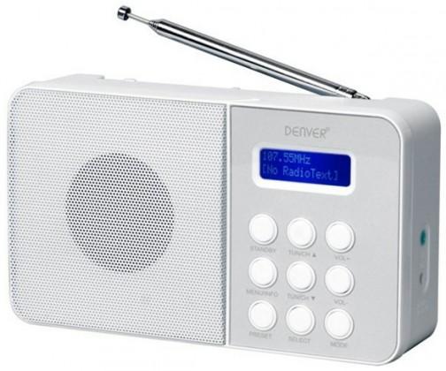 Rádioprijímač DENVER DAB-33WHITE