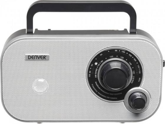 Rádioprijímač Denver TR-54 biely