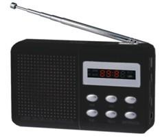 Rádioprijímač DIGITAL RADIO 20USB ROZBALENÉ
