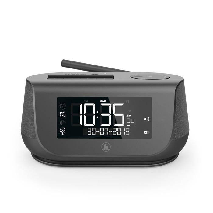 Rádioprijímač Hama DR36SBT, FM/DAB/DAB+/Bluetooth, čierne