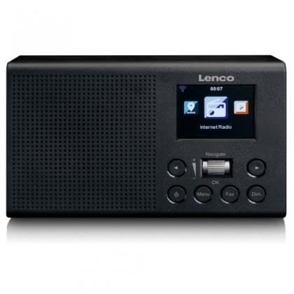 Rádioprijímač Internetové rádio Lenco DIR-60