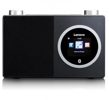 Rádioprijímač Internetové rádio Lenco DIR-70