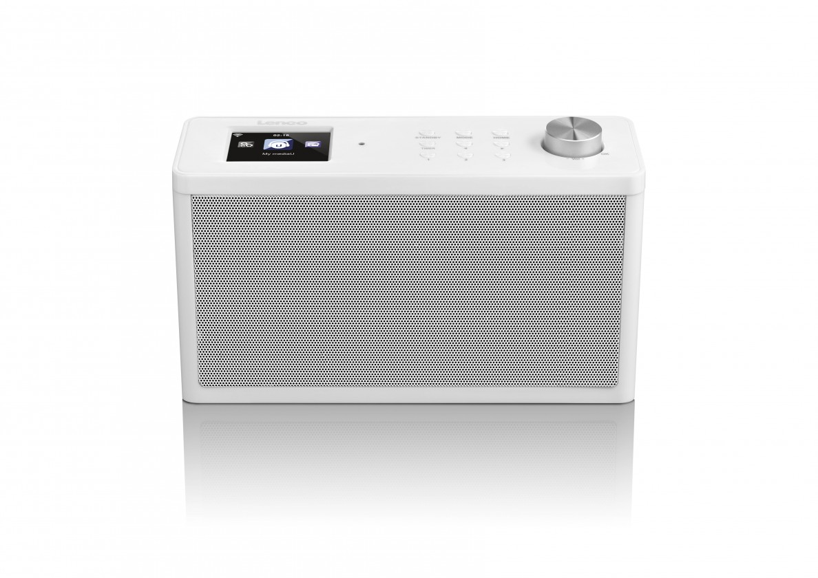 Rádioprijímač Lenco KCR-2014, kuchynské internetové a FM rádio s Wi-Fi