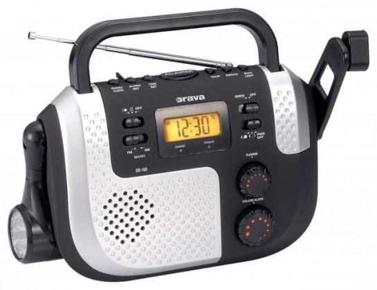 Rádioprijímač ORAVA DR-100