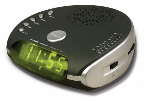 Rádioprijímač Orava RBD-605