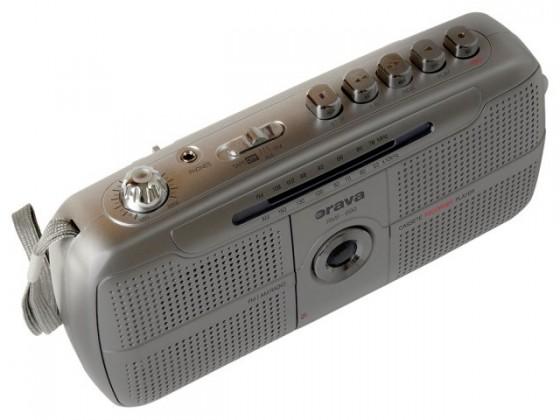 Rádioprijímač Orava RMF-690 S