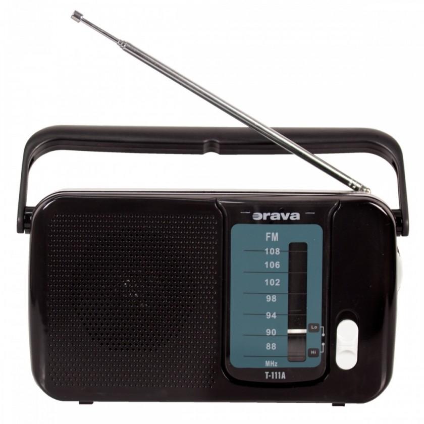 Rádioprijímač Orava T-111