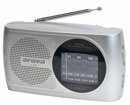 ... Rádioprijímač Orava T-120 S 6f8a7a2f4d3