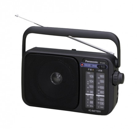 Rádioprijímač Panasonic RF-2400DEG-K