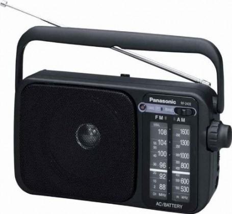 Rádioprijímač Panasonic RF-2400EG9-K